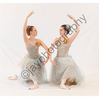 French Dancers 2